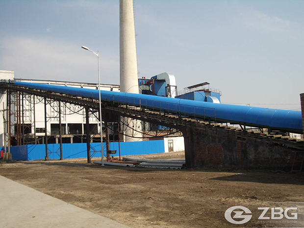 75 ton Biomass Power Plant Boiler Project in Vietnam