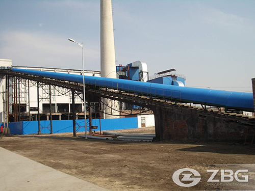 75 Tons Biomass CFB Boiler Has Exported to Germany