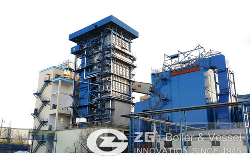 energy saving biomass pellet boiler